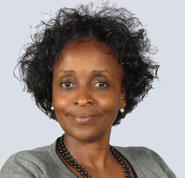 Lucy Kinuthia, MBS