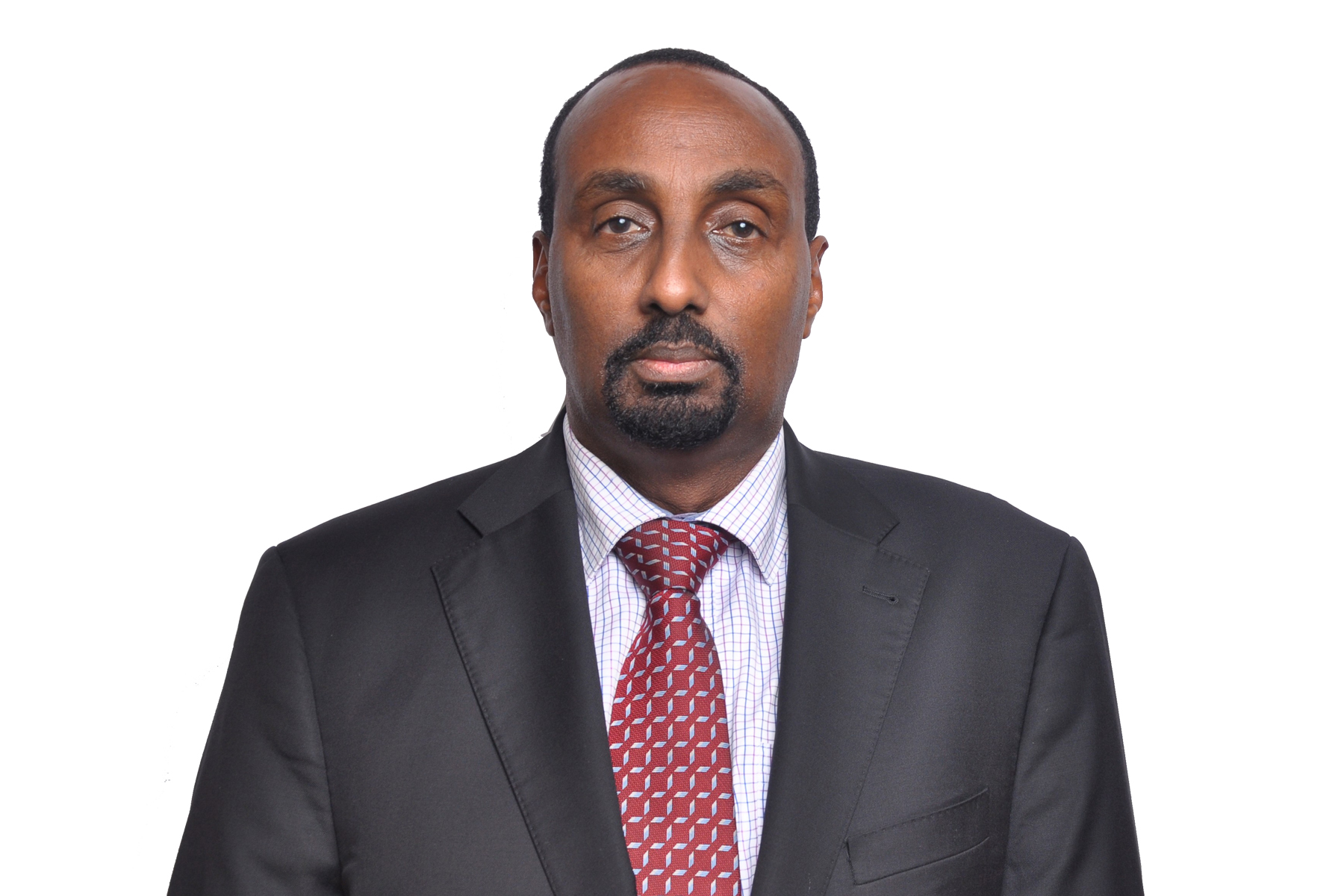 Mr. Abdi Mohamud Ahmed, MBS