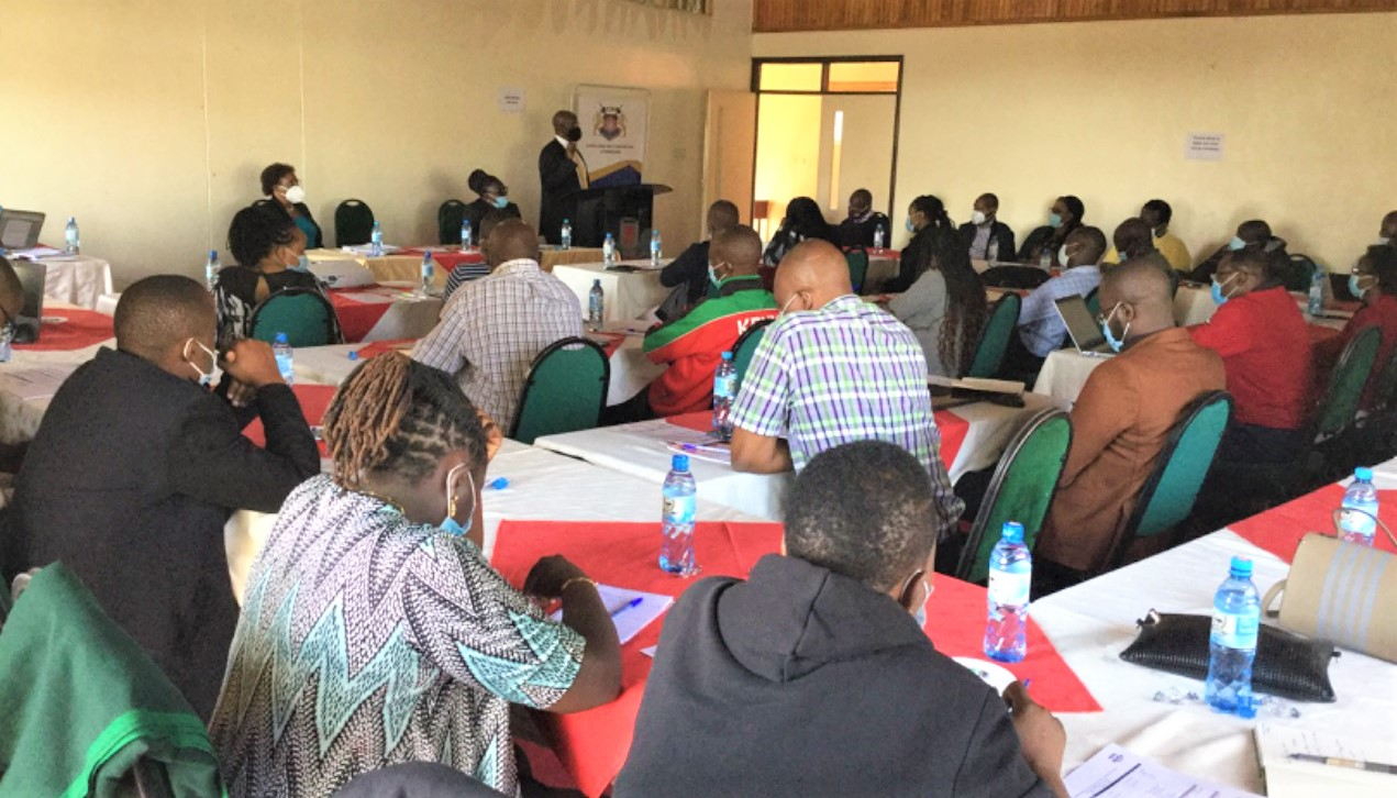 Integrity Assurance Training for Government Officers