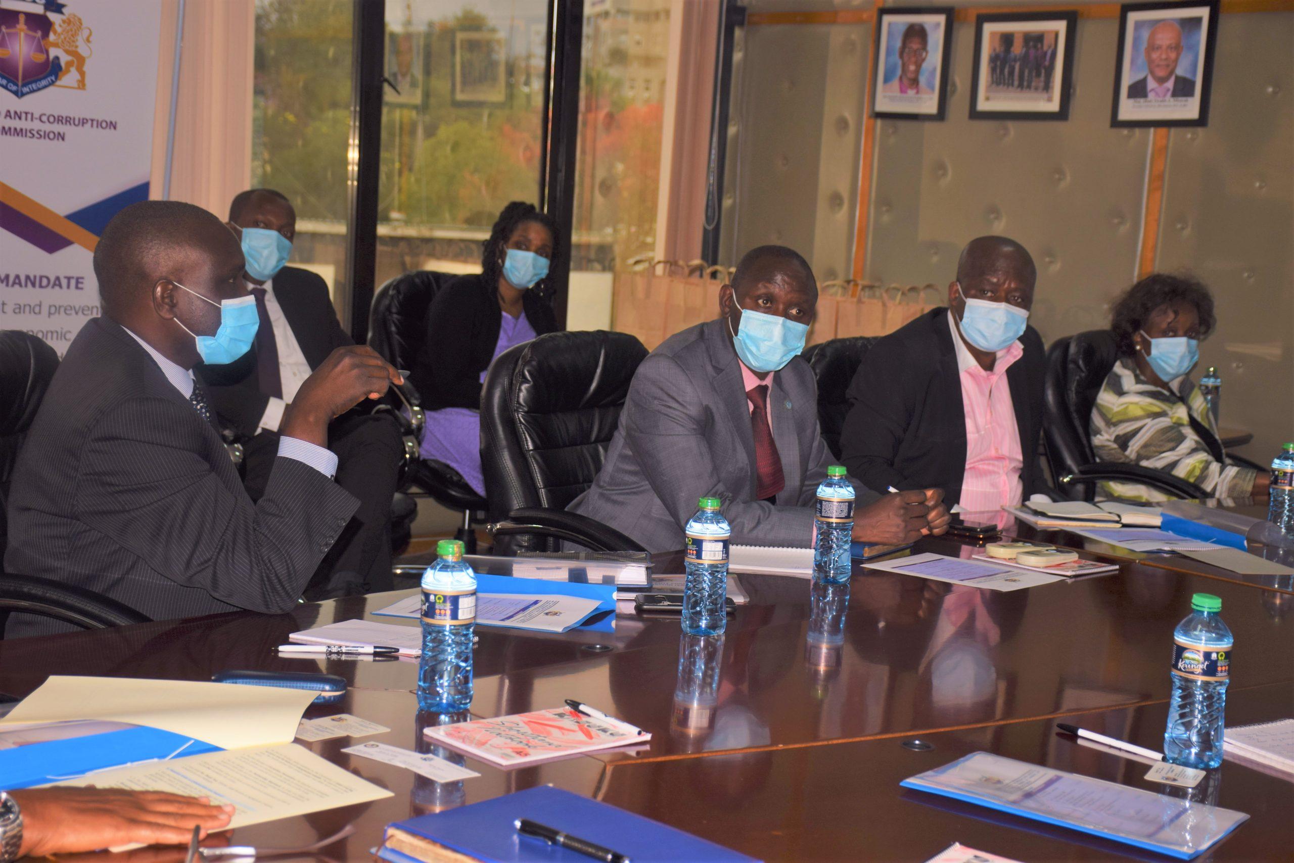 Strategic Collaboration in Fighting Corruption