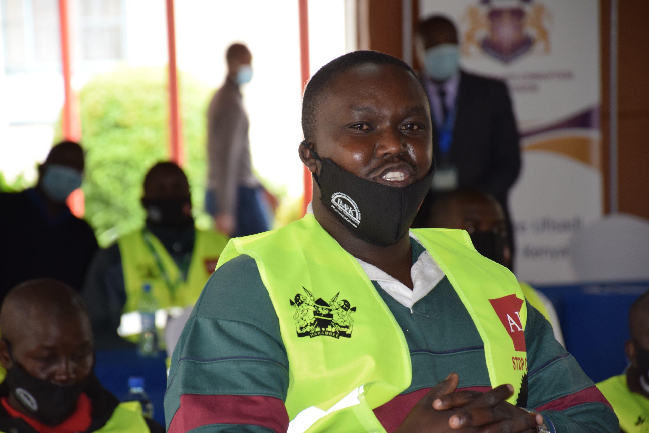 Nairobi, Kiambu Boda Boda Officials Sensitized on Graft