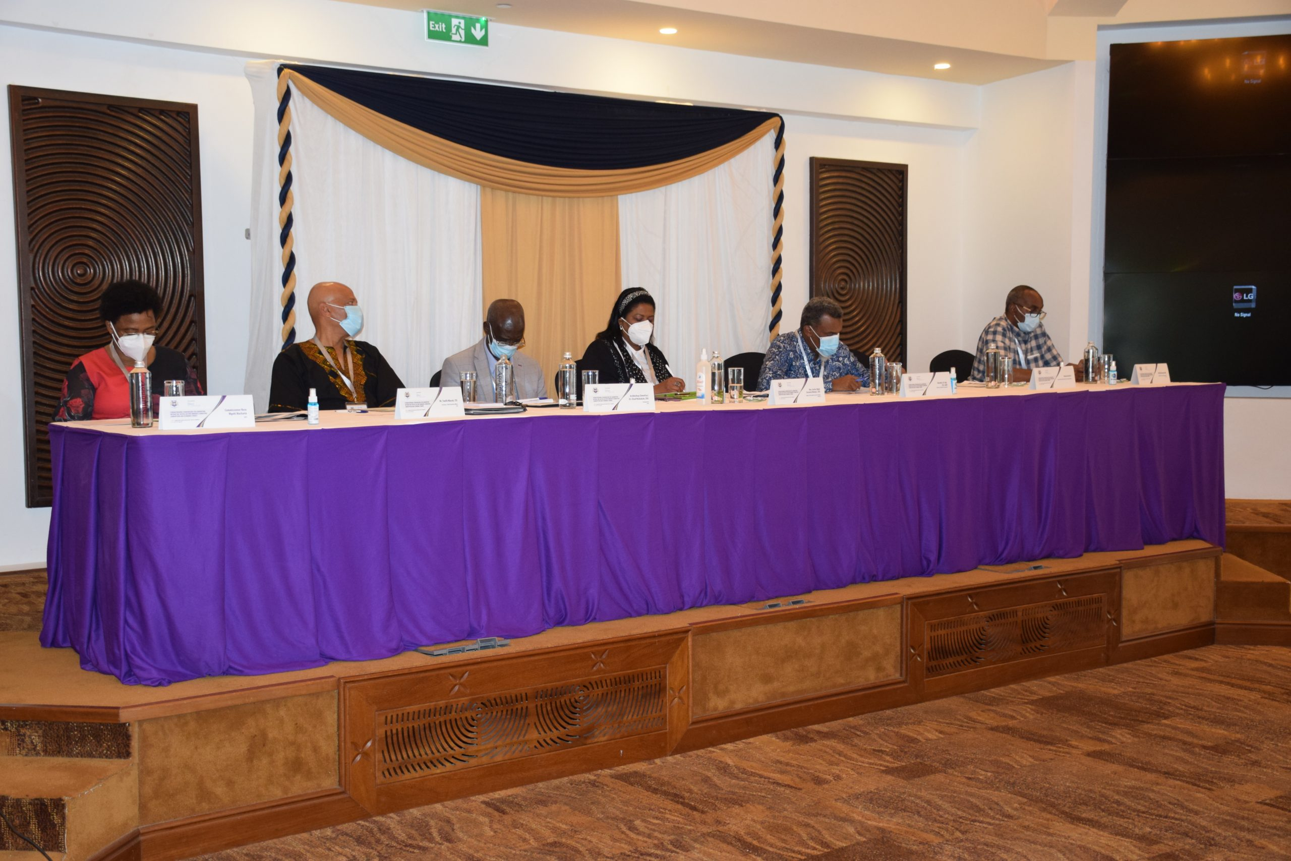 EACC Holds a Conference to Strengthen Stakeholder Collaboration in the Justice Sector